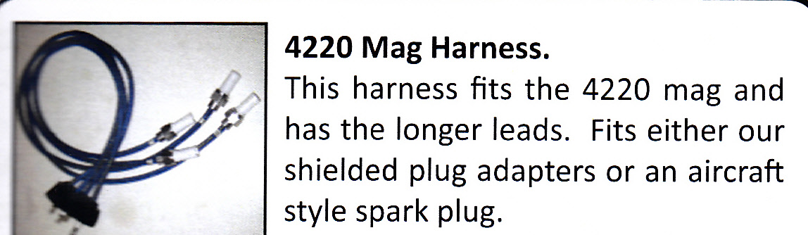0331 / 4220 Mag Harness