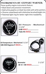0417 / Oil Pressure - Mechanical