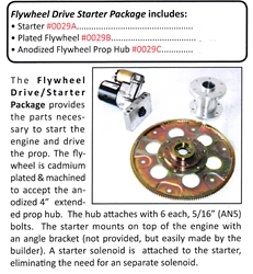 0029 / The Flywheel Drive Package