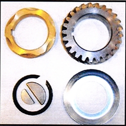 0042 / Complete Crankshaft Gear Set
