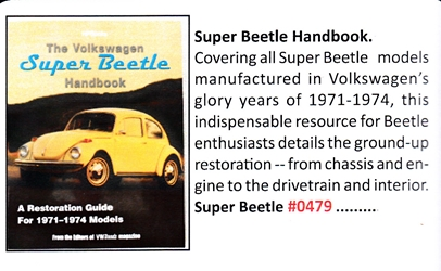 0479 / Super Beetle Handbook