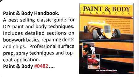 0482 / Paint and Body Handbook