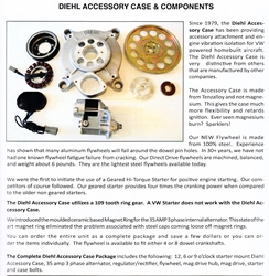 The Complete Diehl Accessory Case Package