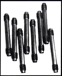 0128 / Eight Pushrod Tubes
