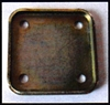 0187 / Stock Steel Oil Pump Cover Plate