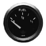 "0424 / VDO Fuel Level Gauge 2-1/16"" diameter"