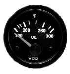 0432 / VDO Oil Temperature 100 - 300 F 2 1/16""