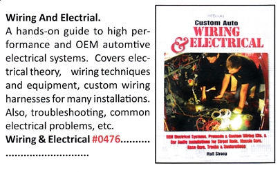 0476 / Wiring and Electrical